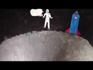 Neil Armstrong - Simon & Ailbhe