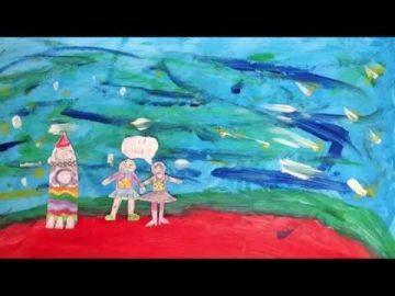 The Landing on Mars - Rhian & Tomina