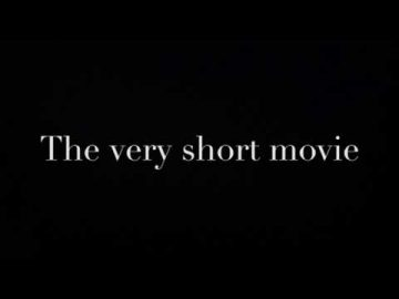 The very short movie   Ruben & Mark